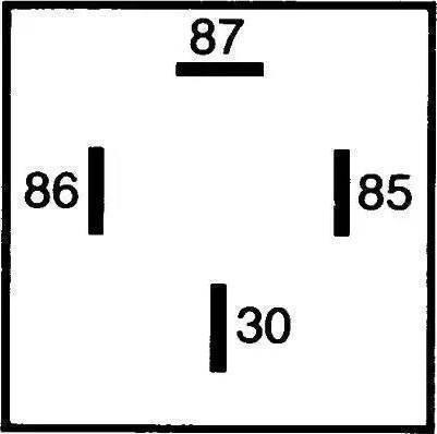 HELLA 4RA 007 793-031 - Multifunkcionāls relejs autodraugiem.lv