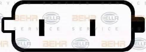 HELLA 8FK351113671 - Kompresors, Gaisa kond. sistēma autodraugiem.lv