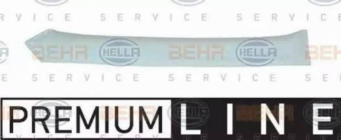 HELLA 8FT351198691 - Sausinātājs, Kondicionieris autodraugiem.lv