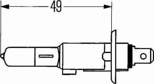 HELLA 8GH 002 089-131 - Kvēlspuldze, Lukturis ar automātisko stabilizācijas sistēmu autodraugiem.lv