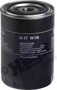 Hengst Filter H17W09 - Gaisa filtrs, Kompresors-Ieplūstošais gaiss autodraugiem.lv