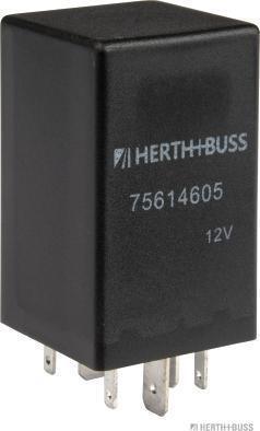 Herth+Buss Elparts 75614605 - Relejs, Gaisa kondicionēšanas sistēma autodraugiem.lv