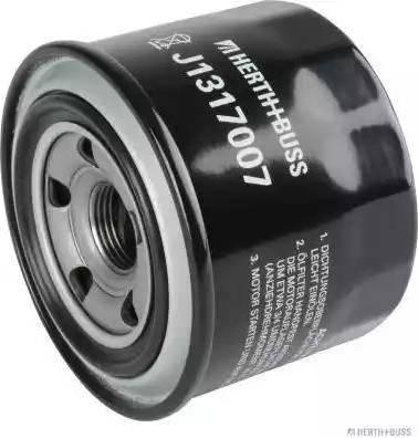 Herth+Buss Jakoparts J1317007 - Eļļas filtrs autodraugiem.lv
