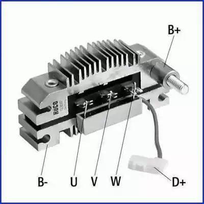 Hitachi 139587 - Taisngriezis, Ģenerators autodraugiem.lv