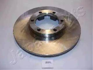 Japanparts DI-501 - Bremžu diski autodraugiem.lv
