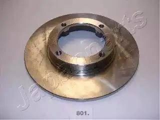 Japanparts DI-801 - Bremžu diski autodraugiem.lv