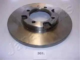 Japanparts DI-301 - Bremžu diski autodraugiem.lv