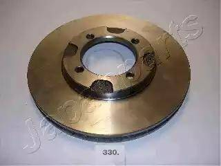 Japanparts DI-330 - Bremžu diski autodraugiem.lv