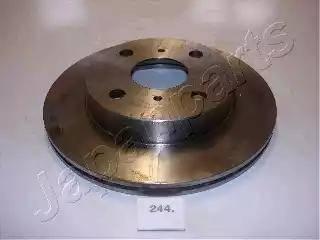 Japanparts DI-244 - Bremžu diski autodraugiem.lv