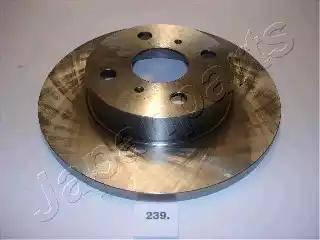 Japanparts DI-239 - Bremžu diski autodraugiem.lv