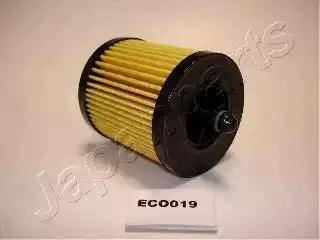Japanparts FO-ECO019 - Eļļas filtrs autodraugiem.lv