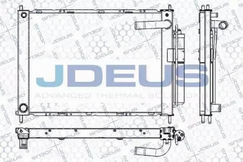 Jdeus RA0190200 - Dzesēšanas modulis autodraugiem.lv
