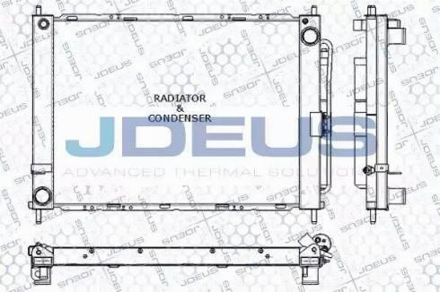 Jdeus RA0230950 - Dzesēšanas modulis autodraugiem.lv