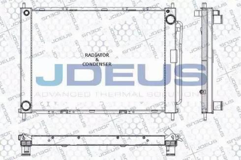 Jdeus RA0230780 - Dzesēšanas modulis autodraugiem.lv