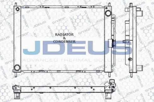 Jdeus RA0230781 - Dzesēšanas modulis autodraugiem.lv