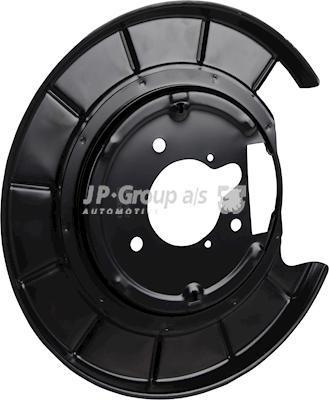 JP Group 4164302180 - Dubļu sargs, Bremžu disks autodraugiem.lv