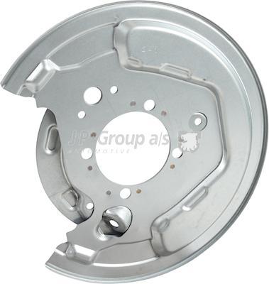 JP Group 4864304280 - Dubļu sargs, Bremžu disks autodraugiem.lv