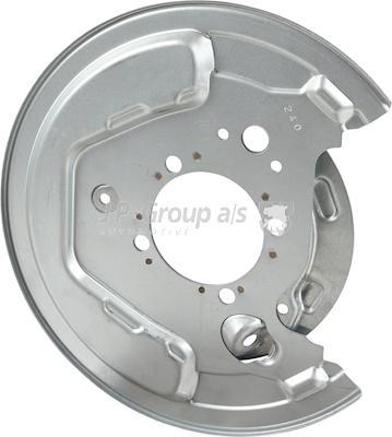 JP Group 4864304270 - Dubļu sargs, Bremžu disks autodraugiem.lv