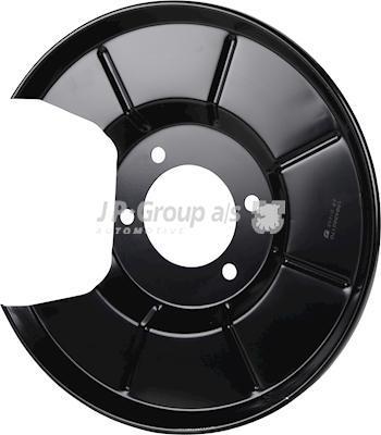 JP Group 1564302170 - Dubļu sargs, Bremžu disks autodraugiem.lv