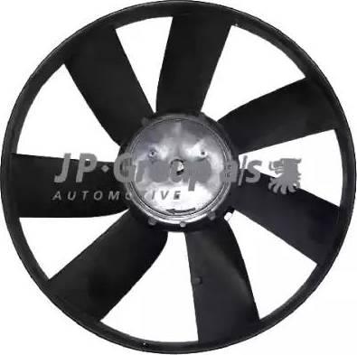 JP Group 1199100700 - Ventilators, Motora dzesēšanas sistēma autodraugiem.lv