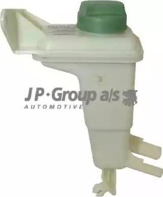 JP Group 1145200800 - Kompensācijas tvertne, Stūres past. hidrauliskā eļļa autodraugiem.lv