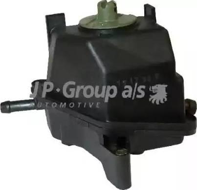 JP Group 1145200300 - Kompensācijas tvertne, Stūres past. hidrauliskā eļļa autodraugiem.lv