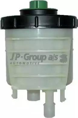 JP Group 1145200700 - Kompensācijas tvertne, Stūres past. hidrauliskā eļļa autodraugiem.lv