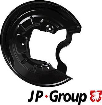 JP Group 1164305270 - Dubļu sargs, Bremžu disks autodraugiem.lv