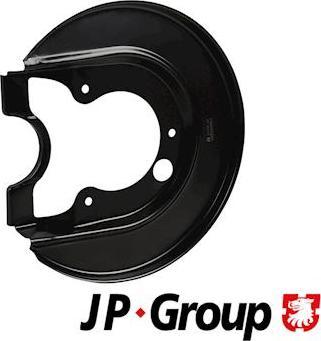 JP Group 1164305280 - Dubļu sargs, Bremžu disks autodraugiem.lv