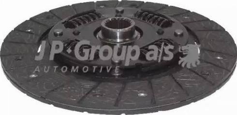 JP Group 1130201300 - Sajūga disks autodraugiem.lv