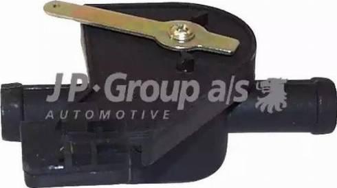 JP Group 1126400400 - Dzesēšanas šķidruma regulēšanas vārsts autodraugiem.lv