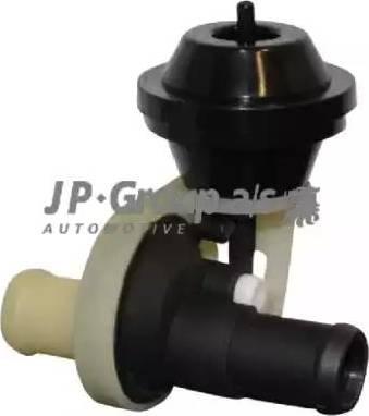 JP Group 1126400100 - Dzesēšanas šķidruma regulēšanas vārsts autodraugiem.lv