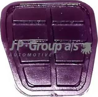 JP Group 1172200100 - Pedāļa uzlika, Bremžu pedālis autodraugiem.lv