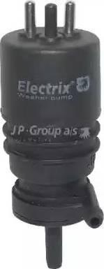 JP Group 1398500200 - Ūdenssūknis, Lukturu tīrīšanas sistēma autodraugiem.lv