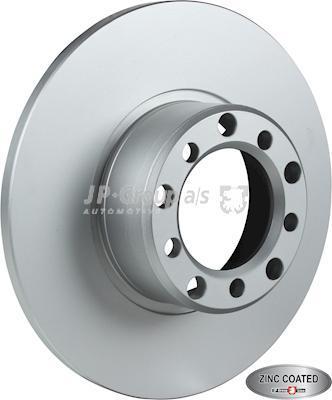 JP Group 1363105700 - Bremžu diski autodraugiem.lv
