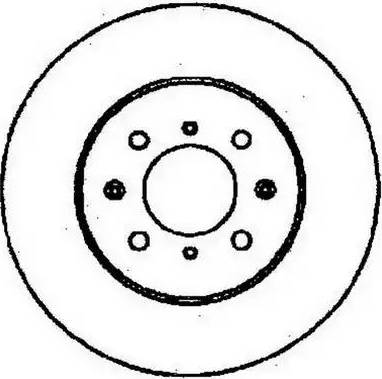 Jurid 561495J - Bremžu diski autodraugiem.lv