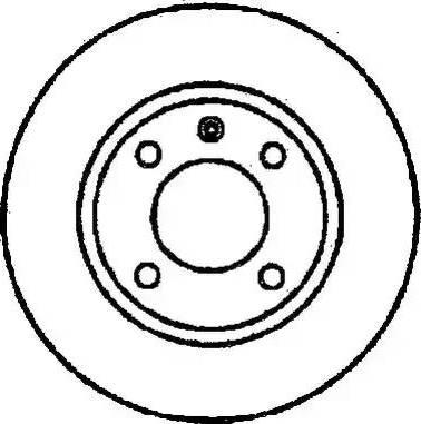 Jurid 561414J - Bremžu diski autodraugiem.lv