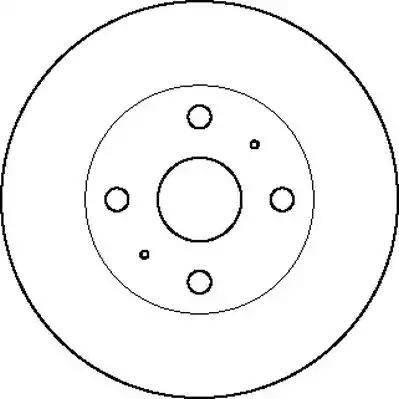 Jurid 561434J - Bremžu diski autodraugiem.lv
