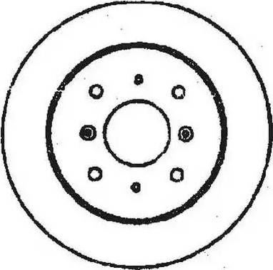 Jurid 561475J - Bremžu diski autodraugiem.lv