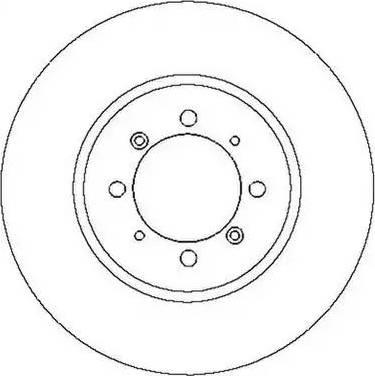 Jurid 561473J - Bremžu diski autodraugiem.lv
