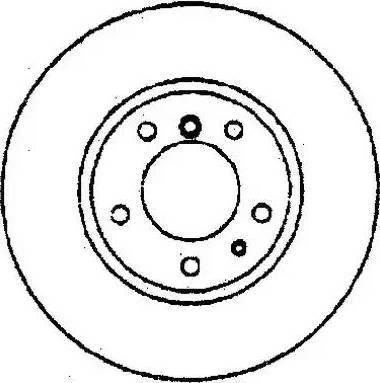 Jurid 561525J - Bremžu diski autodraugiem.lv