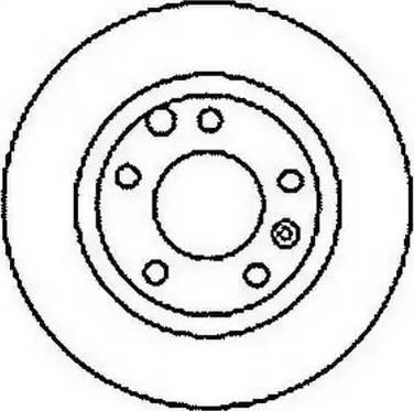 Jurid 561627J - Bremžu diski autodraugiem.lv