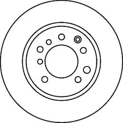 Jurid 561050J - Bremžu diski autodraugiem.lv