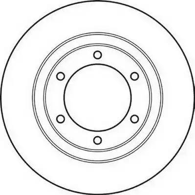 Jurid 561032J - Bremžu diski autodraugiem.lv