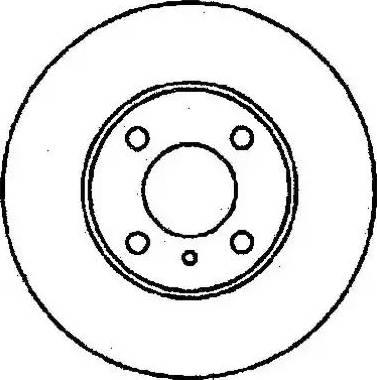 Jurid 561108J - Bremžu diski autodraugiem.lv