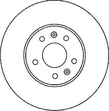 Jurid 561181J - Bremžu diski autodraugiem.lv
