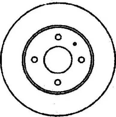 Jurid 561126J - Bremžu diski autodraugiem.lv