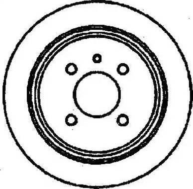 Jurid 561175J - Bremžu diski autodraugiem.lv