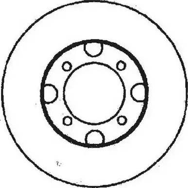 Jurid 561397J - Bremžu diski autodraugiem.lv