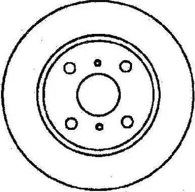 Jurid 561341J - Bremžu diski autodraugiem.lv